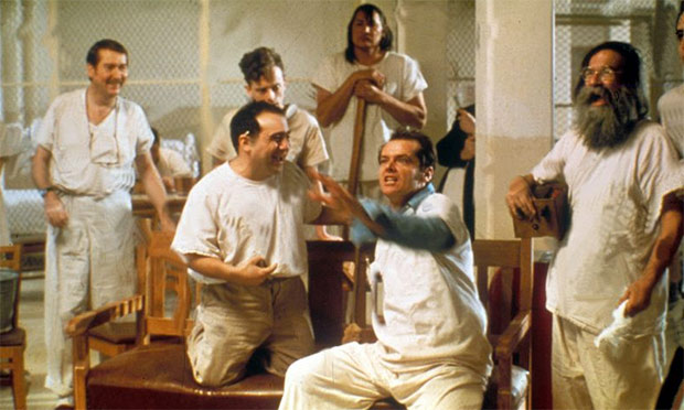 one flew over the cuckoo s nest ethical issues The ethical issue of patient treatment is portrayed in a serious but sometimes subtle manner throughout the film one flew over the cuckoo's nest one thing that the director uses in order to personify nurse ratched is symbolism.